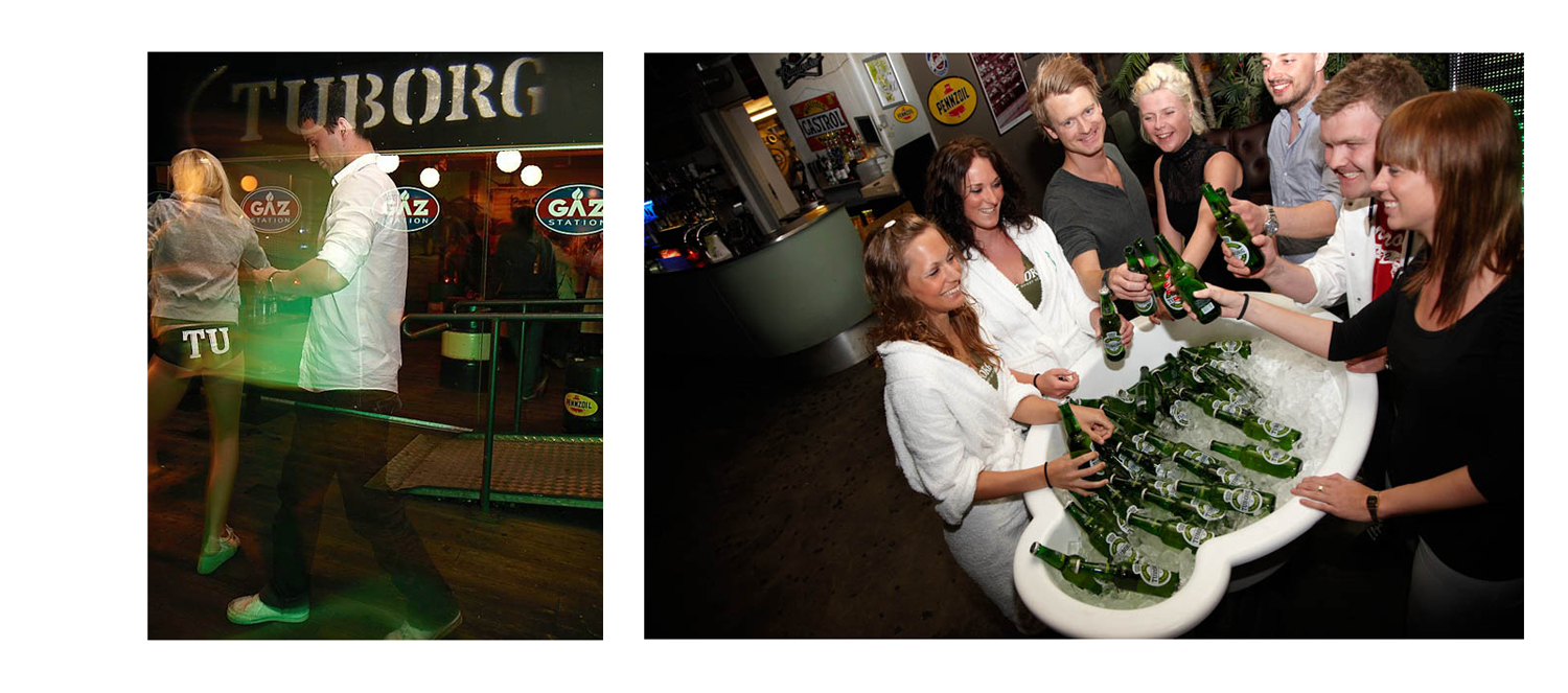 Event fotografering for Tuborg